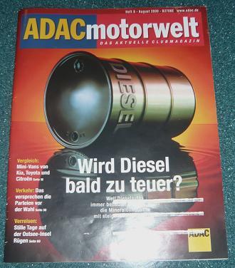 Wird Diesel bald zu teuer? Whatever...
